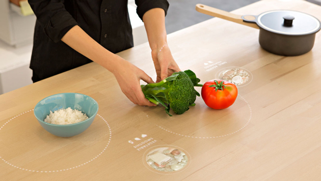 Alles Hightech: Ikea Zeigt Küche Des Jahres 2025 - Mit Projektor ... Kche Des Jahres