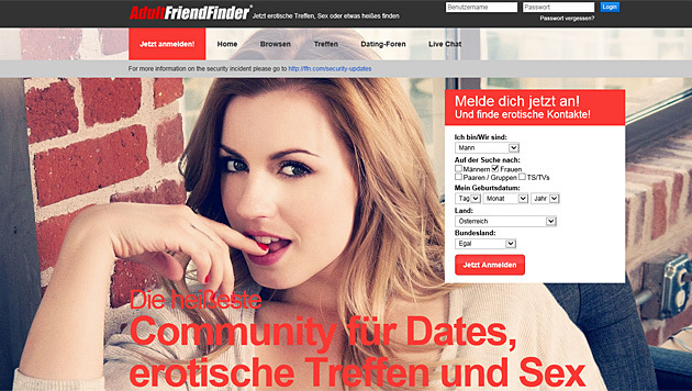 Adult Friend Finder Bilder