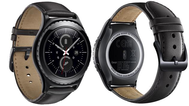 gear s2 samsung k ndigt neue runde smartwatch an ifa neuheit digital. Black Bedroom Furniture Sets. Home Design Ideas