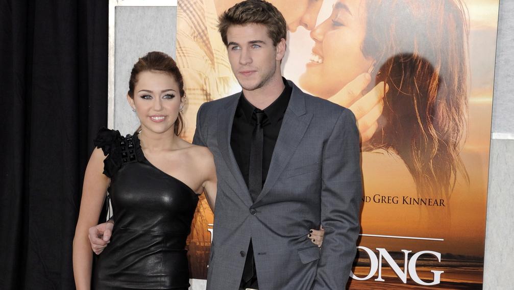 Alte Liebe: Vermisst Miley Cyrus ihren Ex?  (Bild: PAUL BUCK/EPA/picturedesk.com)