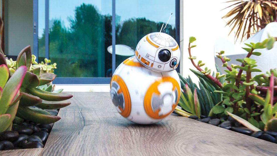 Das allerschärfste Star-Wars-Spielzeug  (Bild: Sphero/Disney)