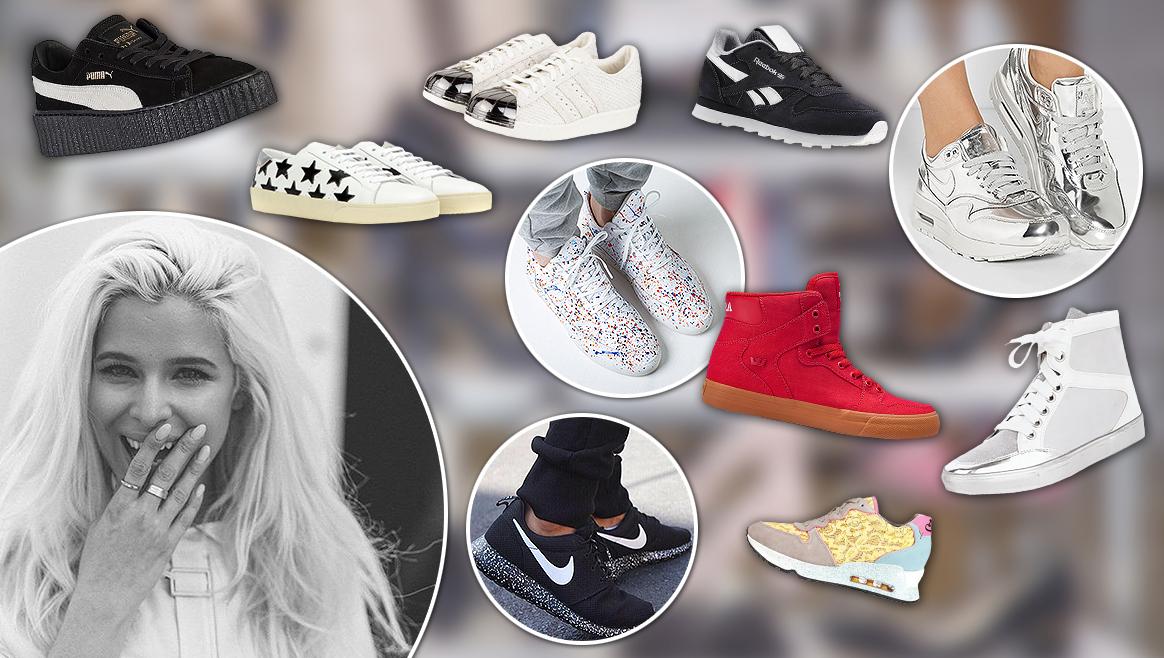 Das sind die Top 10 Sneakers für den Herbst  (Bild: City4U)