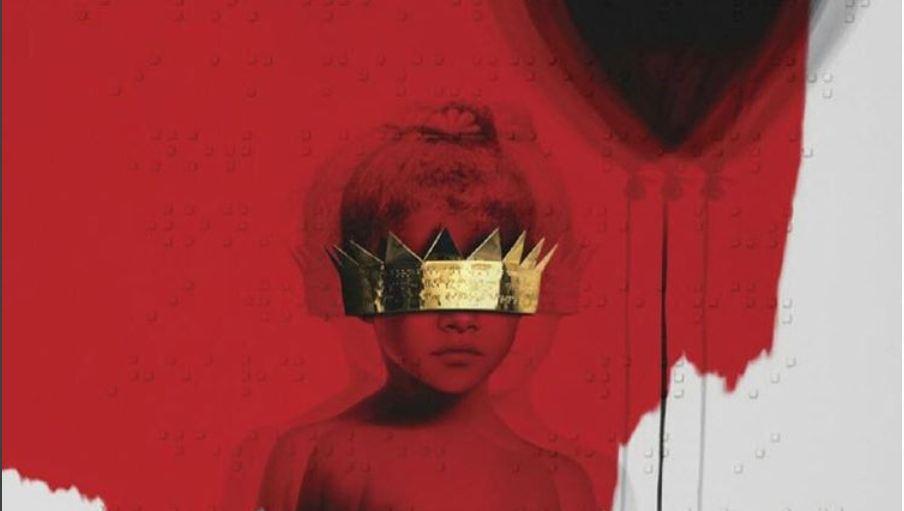 Anti! Rihanna präsentiert neues Album  (Bild: Instagram.com/badgalriri)
