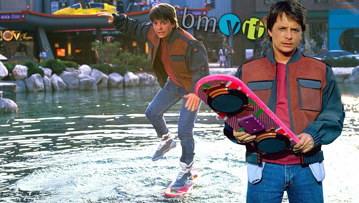 Das dürfen Sie mit Ihrem Hoverboard!  (Bild: Fotomontage/ Universal Pictures, BM VIT)