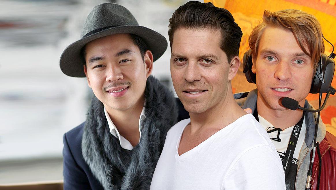 Die erfolgreichsten Single-Männer  (Bild: Dots Group, Hannes Friesenegger, Kristian Bissuti)