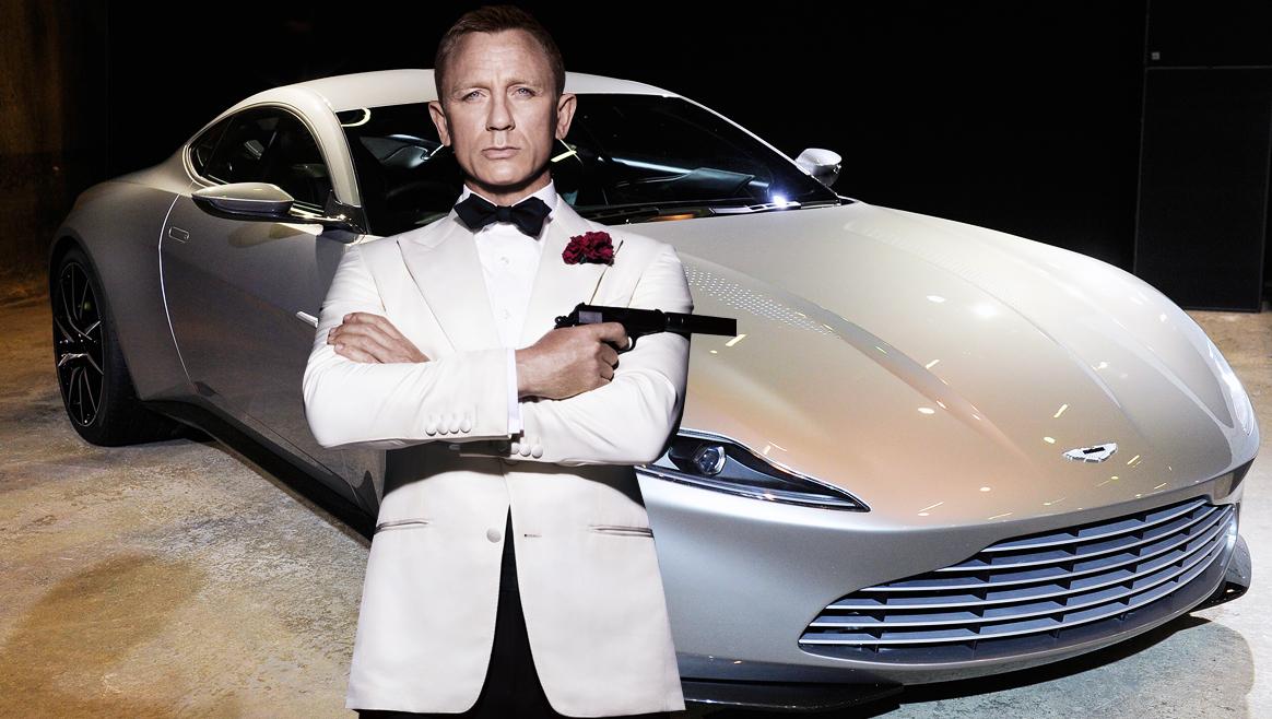 Alle Facts zum neuen Bond-Boliden!  (Bild: Fotomontage/ APA/EPA/FACUNDO ARRIZ, Sony Pictures Releasing Gmb)