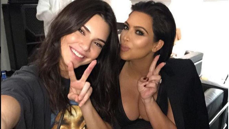Forscher finden Formel für perfektes Selfie  (Bild: Instagram.com/kimkardashian)