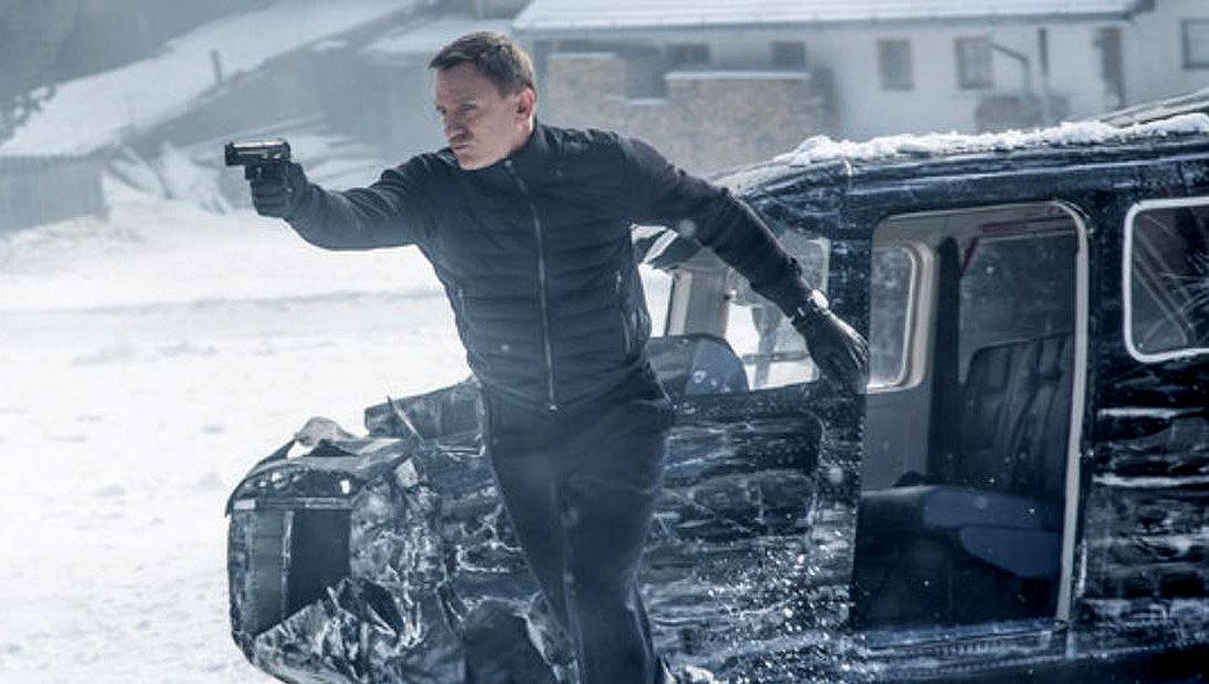 MI6-Aufnahmetest: Habt ihr das Zeug zum 007?  (Bild: Sony Pictures)
