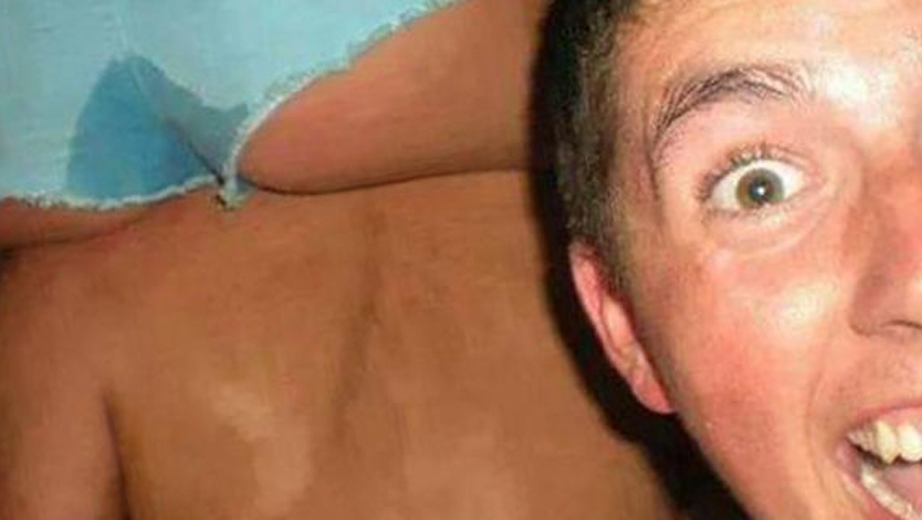 Die 7 schlimmsten Selfie-Fails  (Bild: Twitter.com)