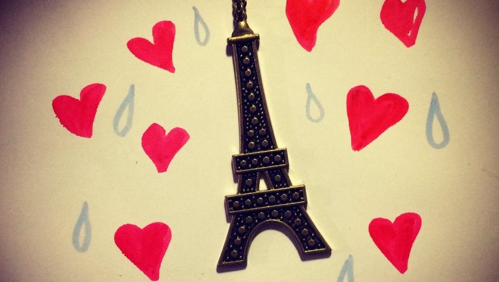 Paris-Attentate: Mit Kunst gegen den Terror  (Bild: Twitter.com/Louison_A)