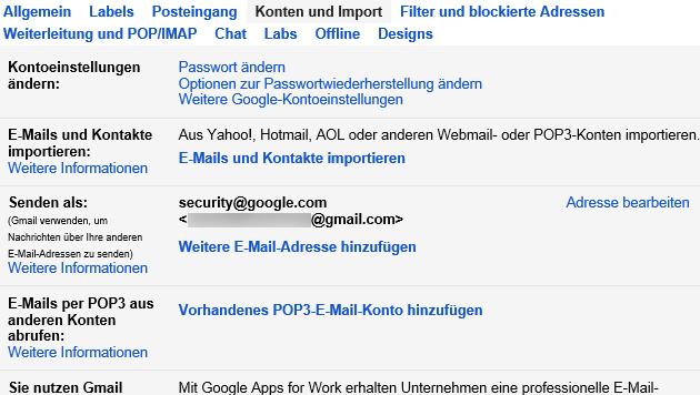 gmail bug macht phishing erschreckend einfach identit tswechsel google. Black Bedroom Furniture Sets. Home Design Ideas