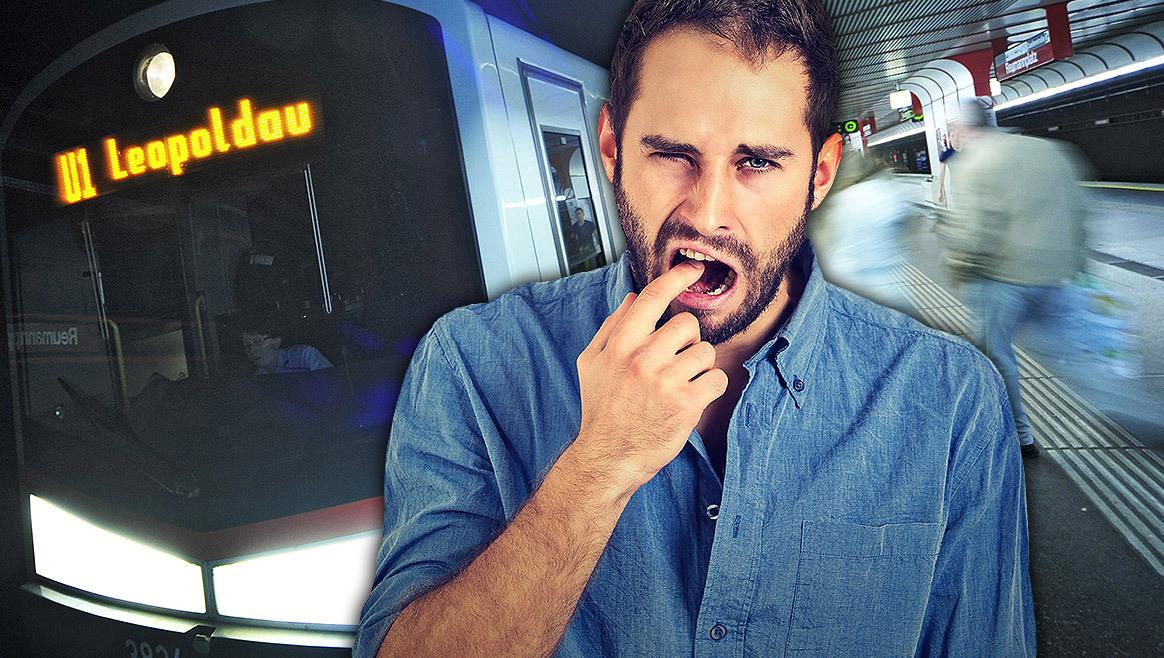 7 Imbisse, die wir in der U-Bahn nicht ertragen!  (Bild: Johannes Zinner, thinkstockphotos.de)