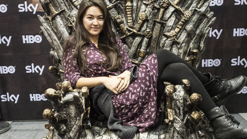 """Game Of Thrones""-Stars bei der Vienna Comic Con  (Bild: Karo Pernegger)"