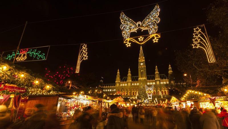 Die schönsten Shopping-Weihnachtsmärkte der Stadt  (Bild: Wien Tourismus/Auner)