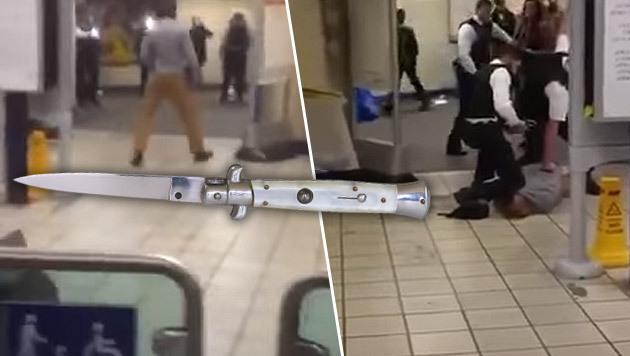 Anschlag in London: Polizei gibt Namen von Attentäter bekannt