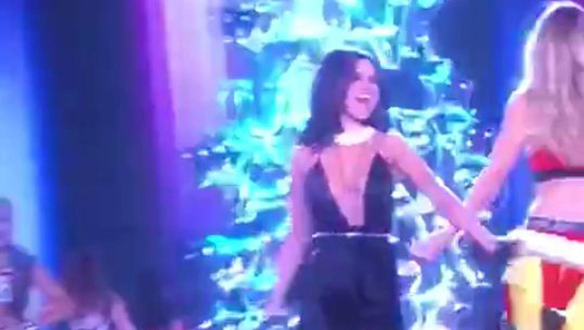6 besten Sekunden von der Victoria's-Secret-Show  (Bild: Vine)