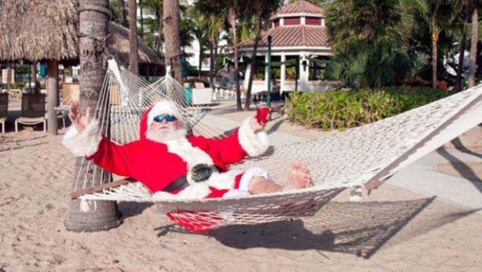 Weihnachtsgrüße aus aller Welt  (Bild: instagram.com/cr8tivemamarazzi)