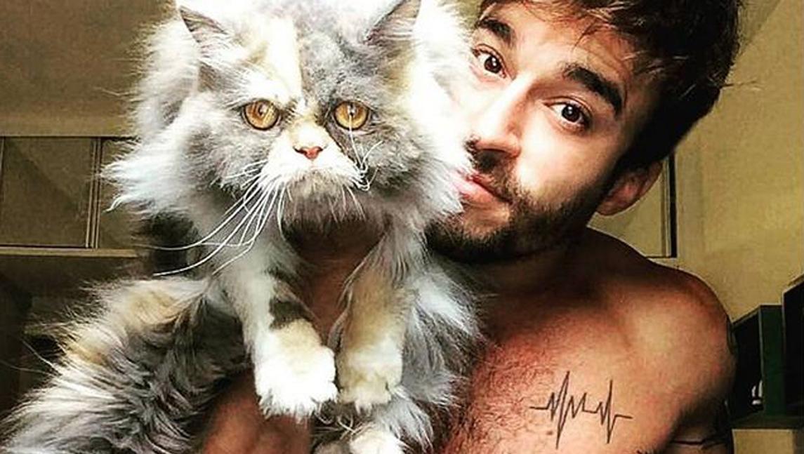 Instagram-Trend: Süße Miezen mit heißen Typen  (Bild: Instagram)