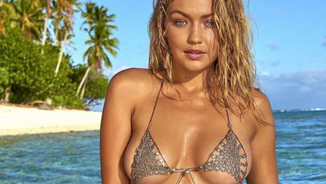 "Sports Illustrated: 21 ""Wow""-Pics von Gigi Hadid  (Bild: Instagram)"