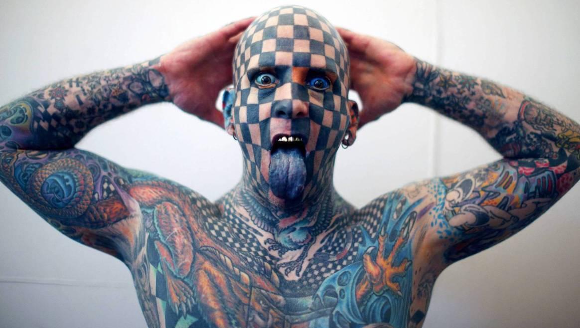City4U auf der Wildstyle & Tattoo Messe  (Bild: Veranstalter)