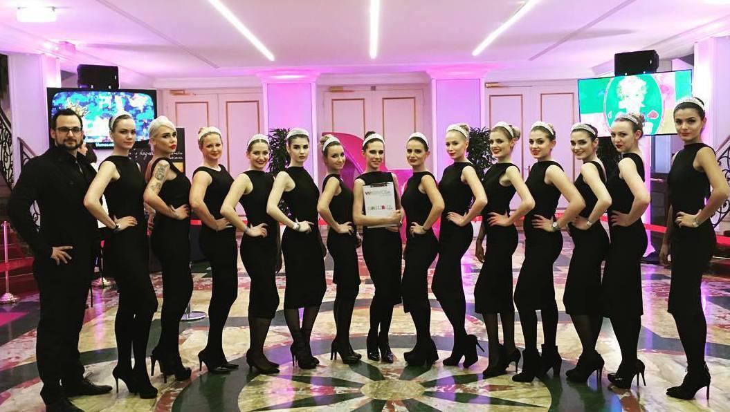 Wirklich heiß: Die schönsten VIP-Girls der Stadt!  (Bild: Vipservice Monika Milde)