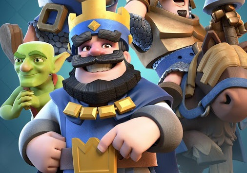 How To Play Clash Royale Horizontal