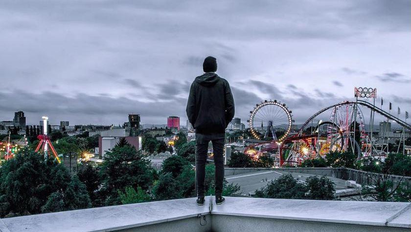 Wiener Foto-Roofer erobern die Stadt  (Bild: instagram.com/fabolus_vienna)