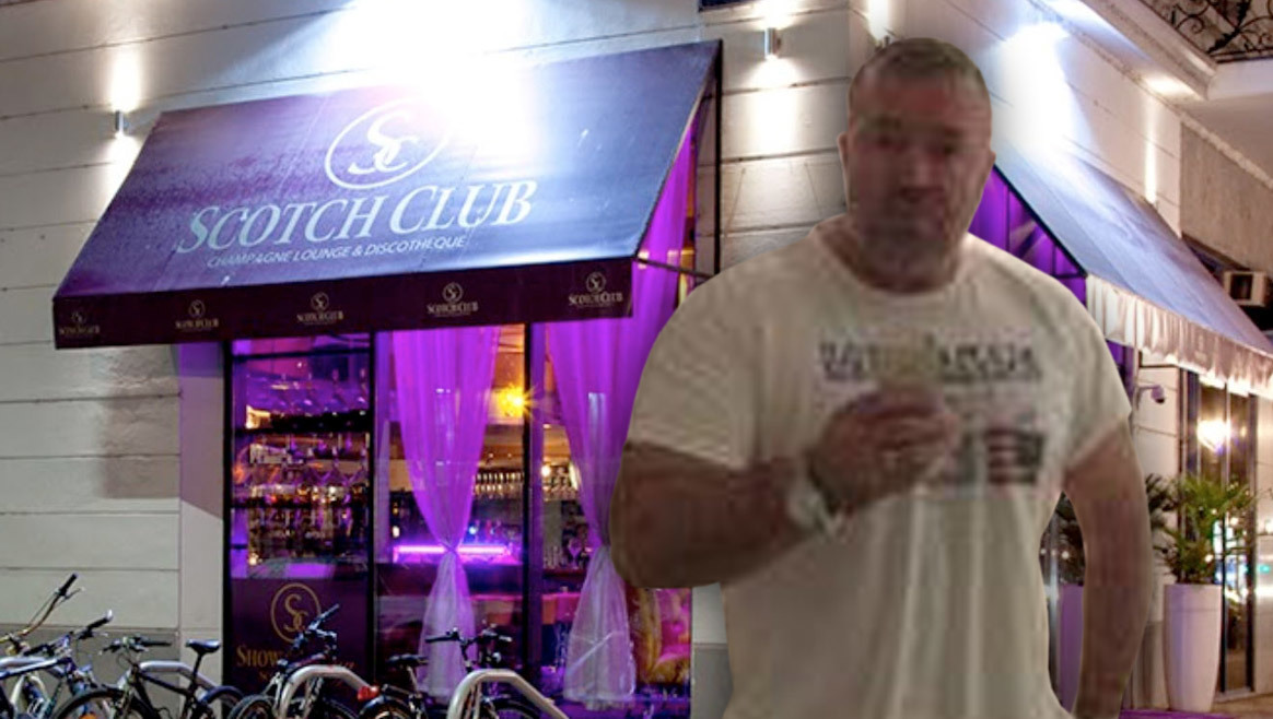 Scotch-Club-Besitzer vor Wohnhaus hingerichtet  (Bild: Scotch-Club)
