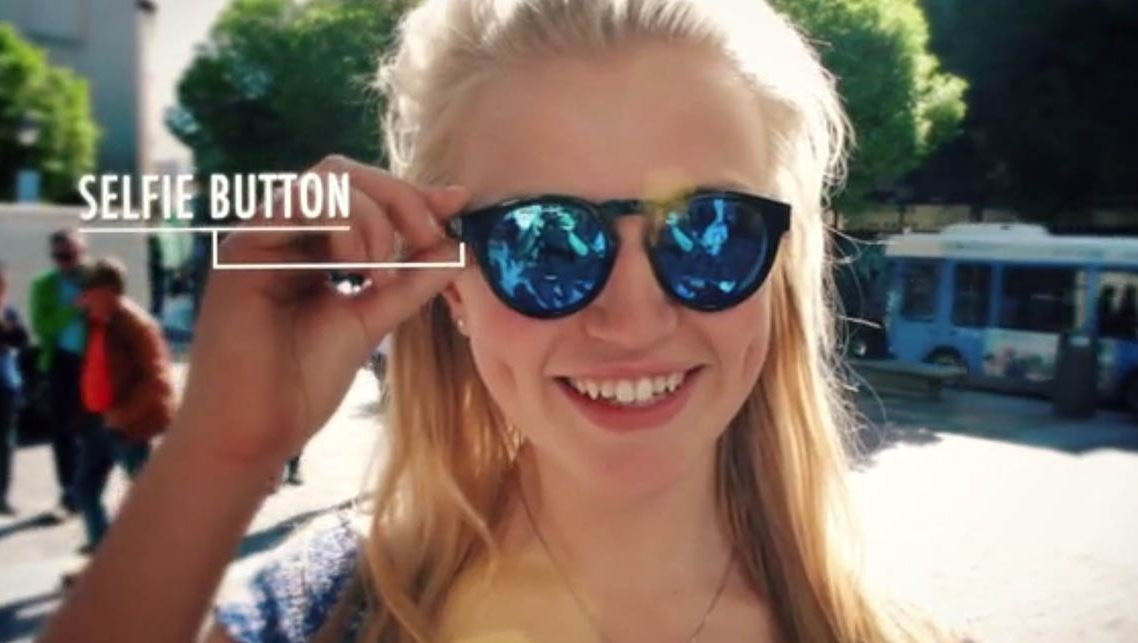 Trend der Zukunft: Selfie-Sonnenbrille?  (Bild: WeOn Glasses)
