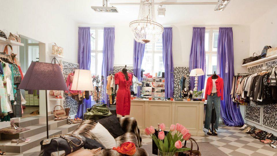 Das sind die besten Vintage-Stores der Stadt  (Bild: facebook.com/Bocca-Lupo)