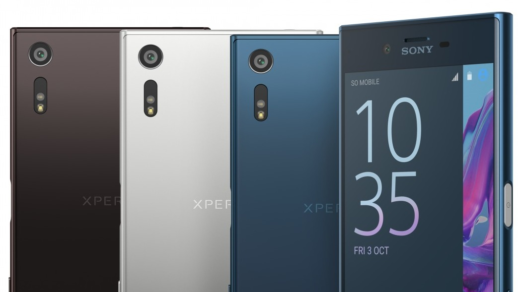 sony enth llt smartphone flaggschiff xperia xz 23 megapixel kamera digital. Black Bedroom Furniture Sets. Home Design Ideas