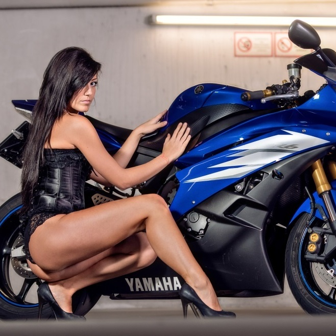 Top 6: Die sch�nsten Biker-Girls der City! (Bild: (c)www.chris-fotografie.at)