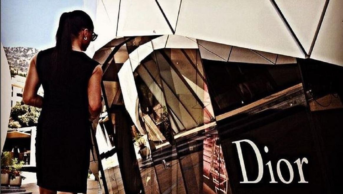 Die exotischsten Fashion-Shows der Welt  (Bild: Instagram Dior)