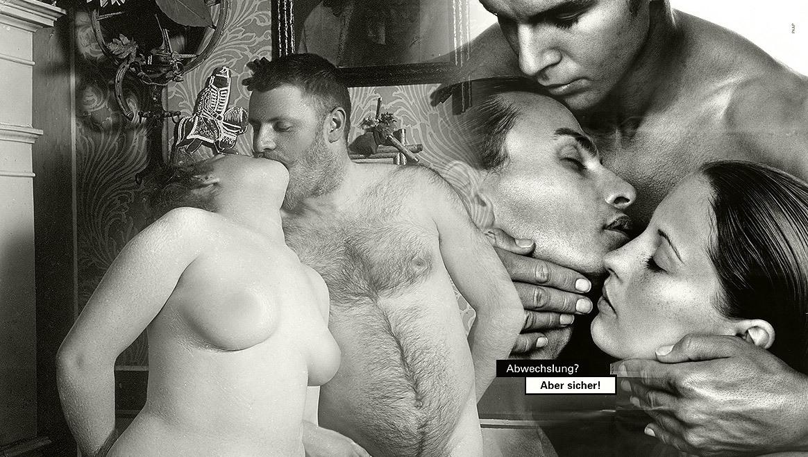 Sex-Ausstellung in Wien sorgt für Wirbel  (Bild: Imagno/Austrian Archives & Aids Hilfe)