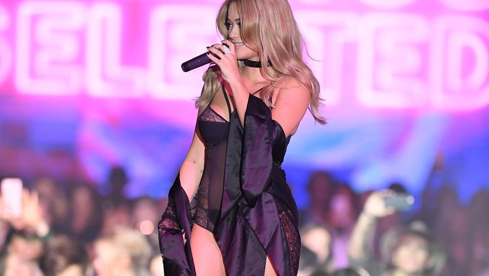 Rita Ora macht jetzt heiße Höschen!  (Bild: © TEZENIS)