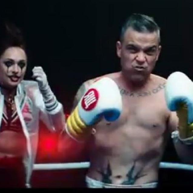 Genial! Robbie Williams mit neuem Album zur�ck (Bild: YouTube)