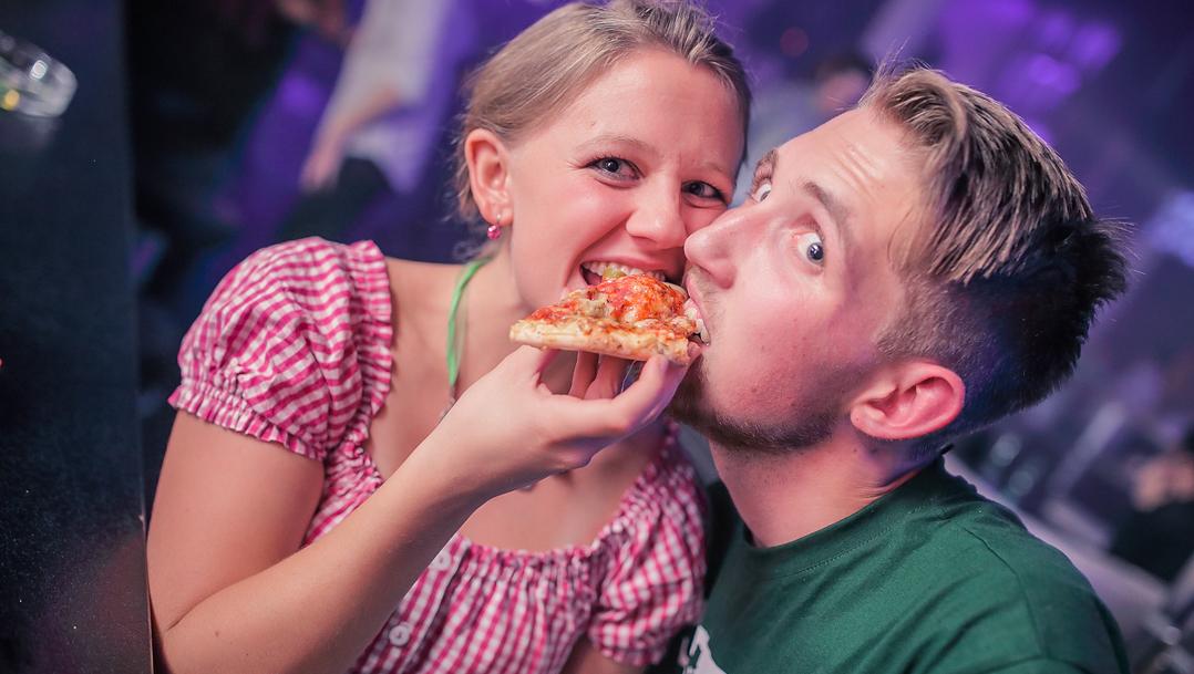 Top 3: Das sind die besten Disco-Pizzen der City! (Bild: � Elmas Libohova | www.wanted.or.at)