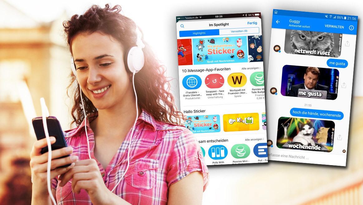 Die 10 lässigsten Apps für den Oktober  (Bild: Thinkstockphotos.de, Hersteller)