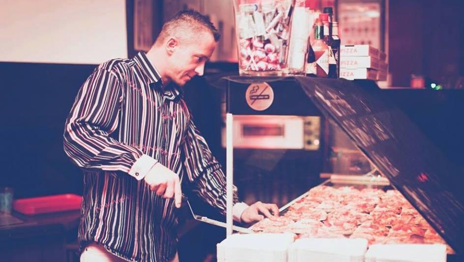 Die beste Party-Pizza der City!  (Bild: David Pan)
