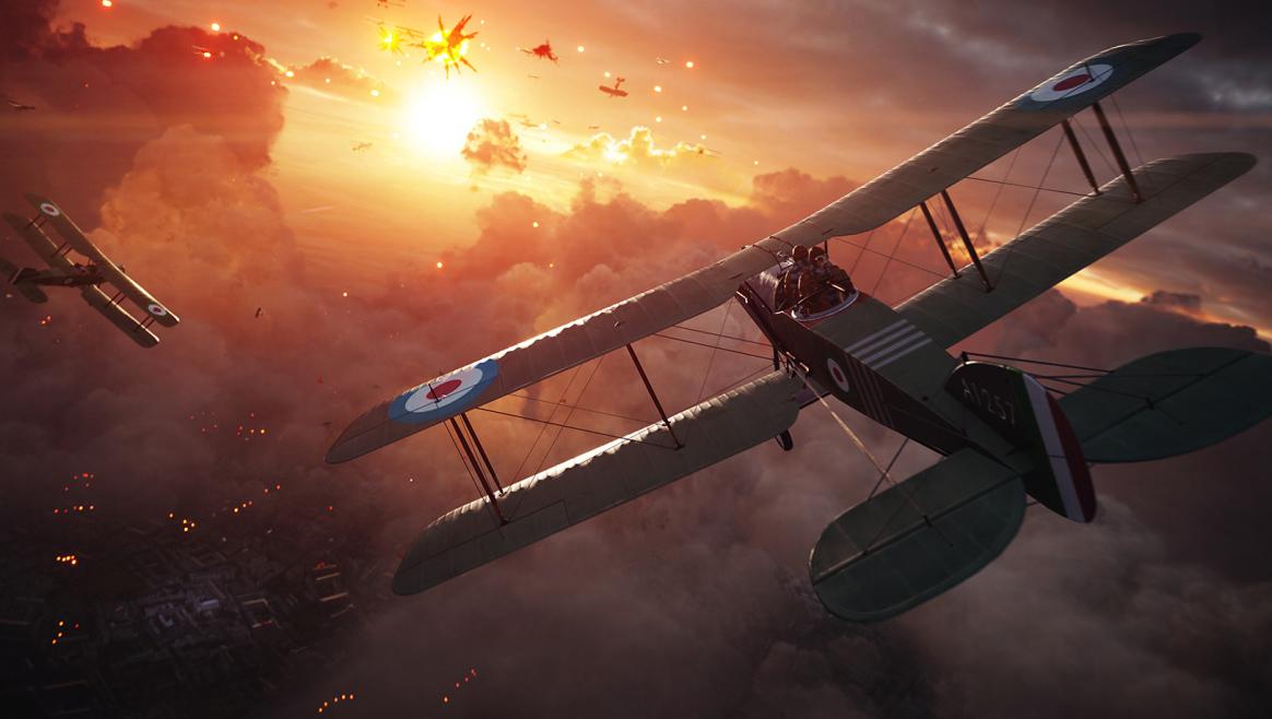 Brachiale Action: Die besten Games im Oktober  (Bild: EA)