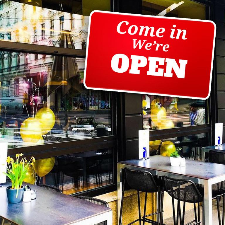 Bobos jubeln: Das Cafe Aumann sperrt wieder auf (Bild: aumann.at)