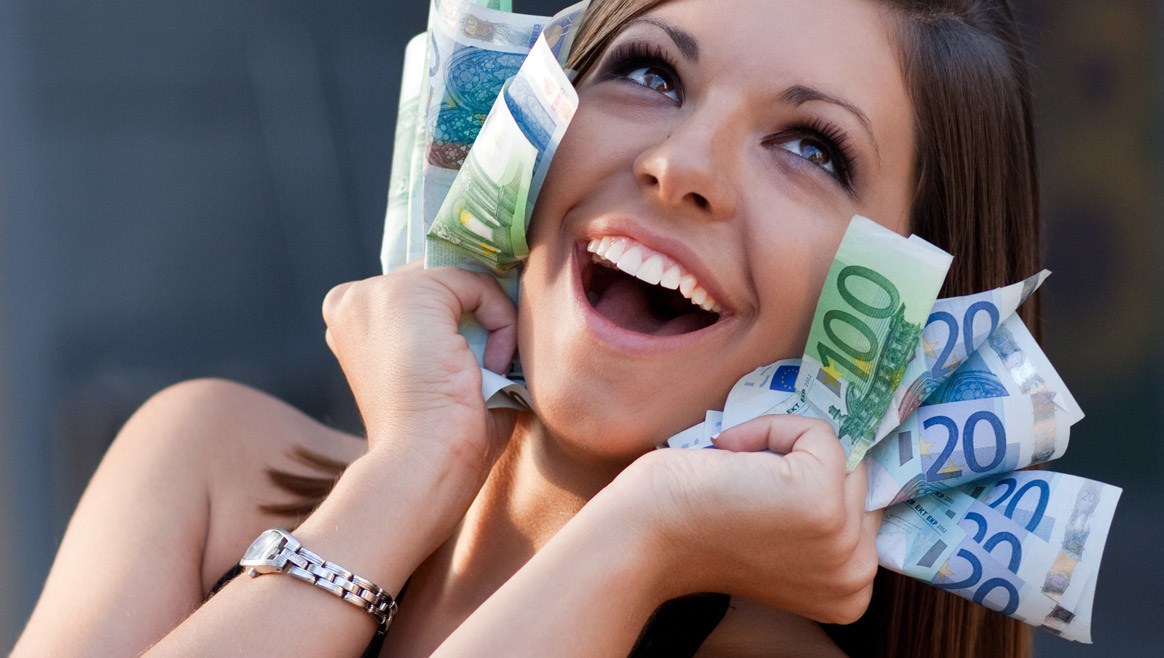 Unbürokratische Hilfe: Jaqui erhielt ihr Geld!  (Bild: thinkstockphotos.de)
