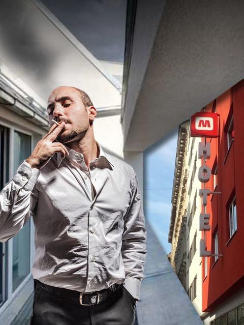Wien: Hotel verrechnet 250 � f�r Rauchen am Balkon (Bild: Thinkstockphotos.de, Meininger)
