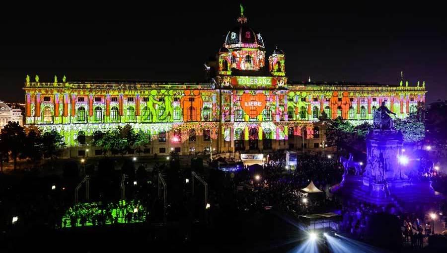 Es werde Licht! Wien leuchtet wieder  (Bild: Wien.gv.at)