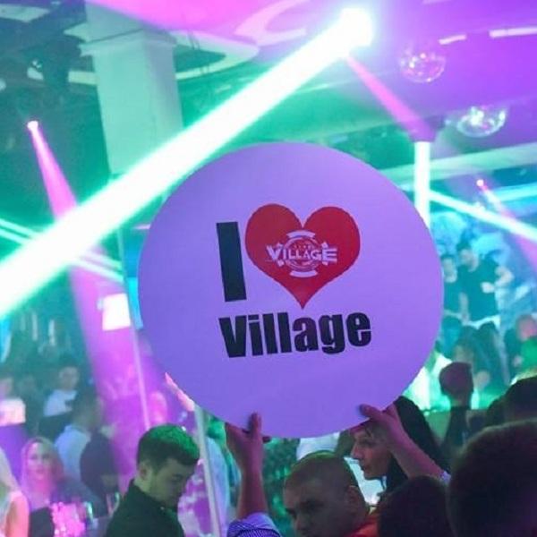 Das Wochenende mit Djani im Club Village! (Bild: Amel Topcagic)