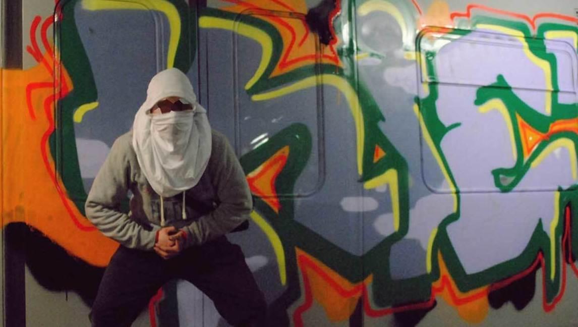 U-Bahn-Sprayer: Mehr Kontrollen, mehr Polizei  (Bild: spraycity.at)