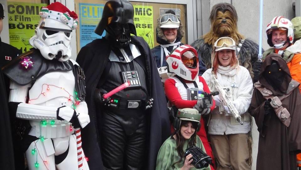 Comic & Filmbörse: Das Star Wars Special!  (Bild: Comic & Film Börse)