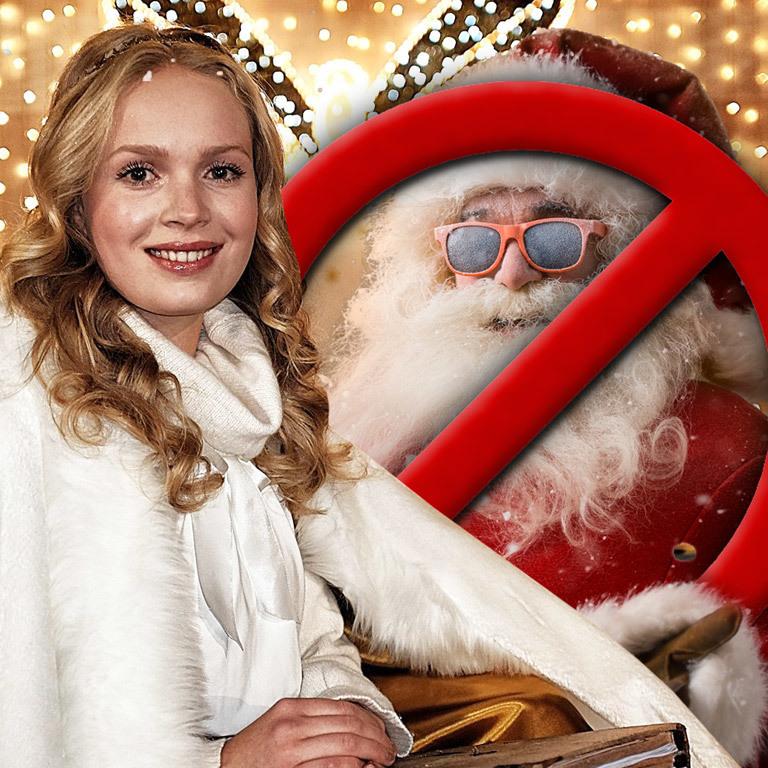 "Nix Weihnachtsmann: ""No, No, No"" zu ""Ho, ho, ho!"" (Bild: zet, Thinkstockphotos.de)"