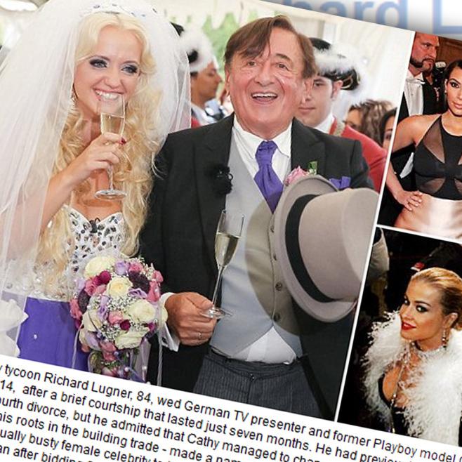 """Mörtel in britischer Presse - als  """"Mr. Beton""""! (Bild: Daily Mail)"""