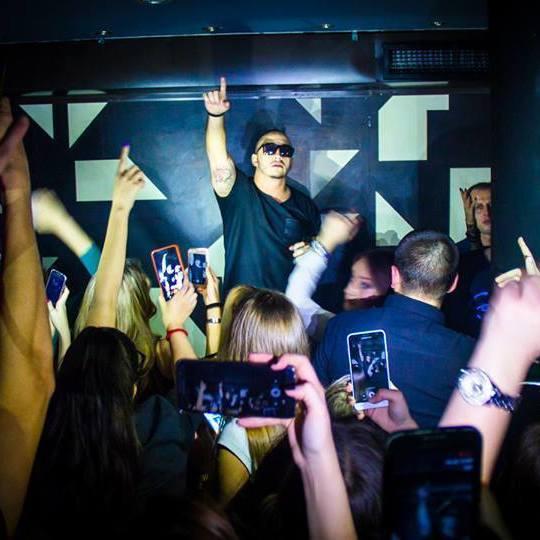 VUK MOB live im Club Village: Mit City4U zum Gig! (Bild: Vladan Milic)